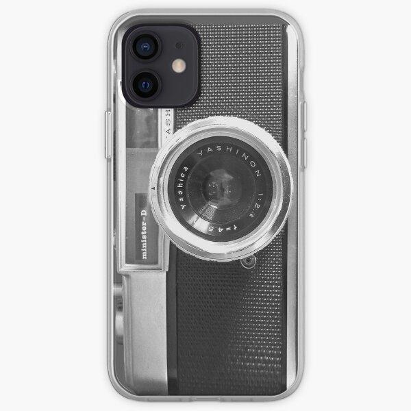 Camera iPhone Soft Case