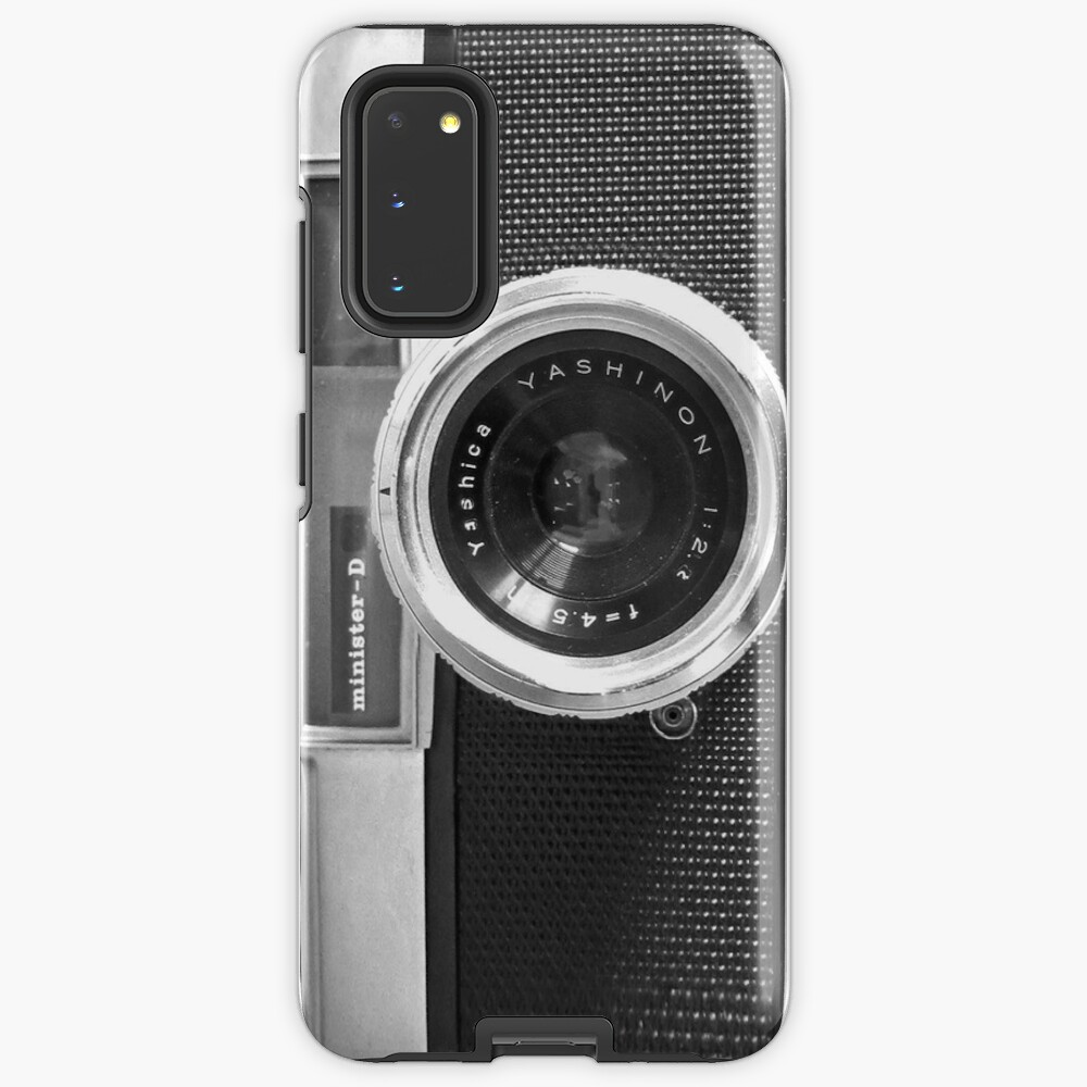 Camera Case & Skin for Samsung Galaxy