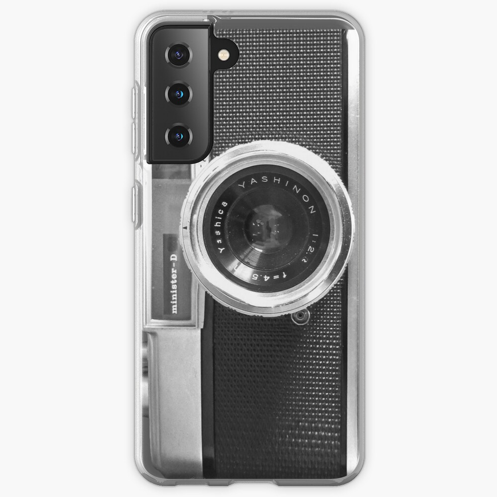 Camera Case & Skin for Samsung Galaxy