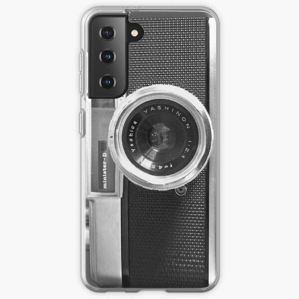 Camera Samsung Galaxy Soft Case