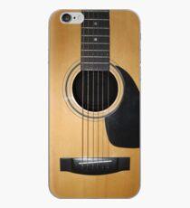 Vinilo o funda para iPhone Guitarra