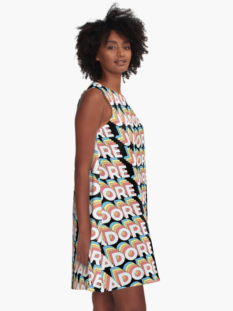Alternative Ansicht von J'adore A-Linien Kleid