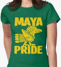 MAYA PRIDE Women's Fitted T-Shirt
