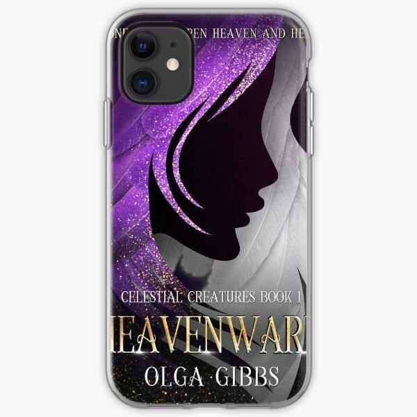 "Merchandise for ""Heavenward"" Book 1 in ""Celestial Creatures"" series.  iPhone Soft Case"