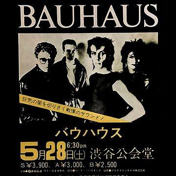 Bauhaus Jp by PsychoProjectTS