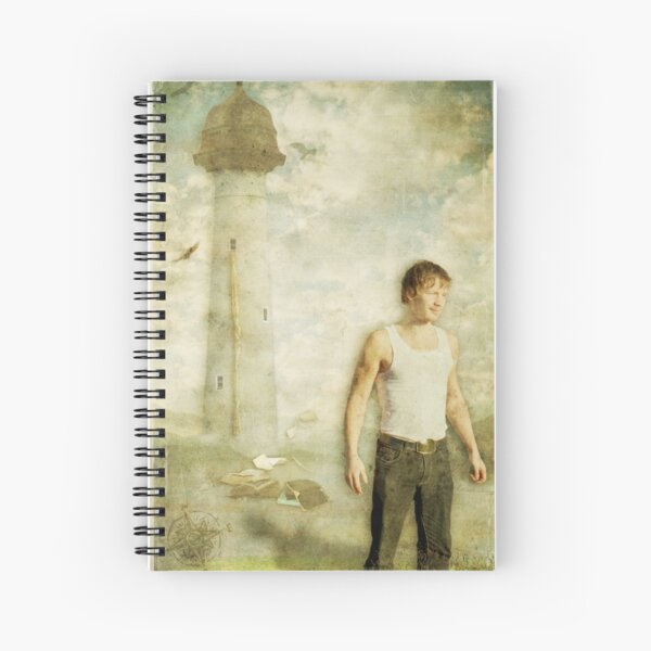 Ivory Tower Spiral Notebook