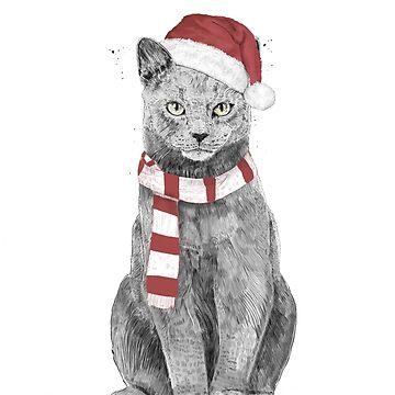 Gato de navidad de soltib
