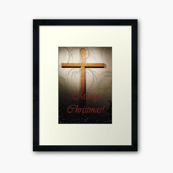Merry Christmas 2010 Framed Art Print