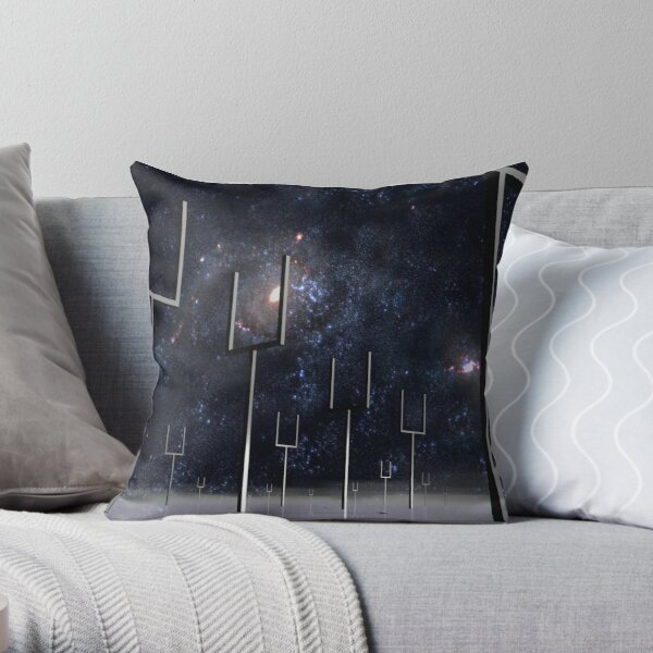 Muse - OOS Throw Pillow