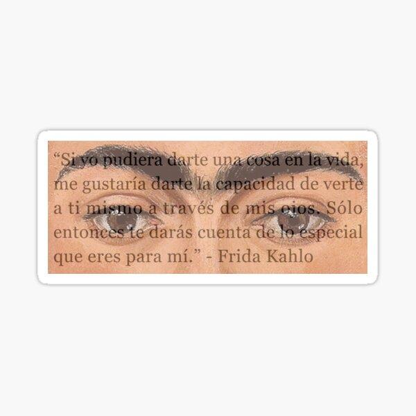 Ojos de Frida Sticker