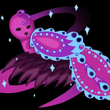 Sparkly Bird by Redvelvet4eVer