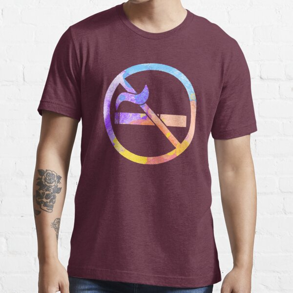 No Smoking Essential T-Shirt