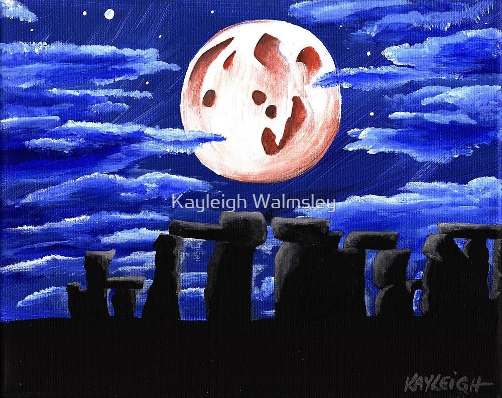 Magic Stones by Kayleigh Walmsley