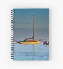 At Anchor Spiral Notebook