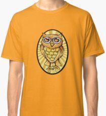 Cute Retro OWL Classic T-Shirt