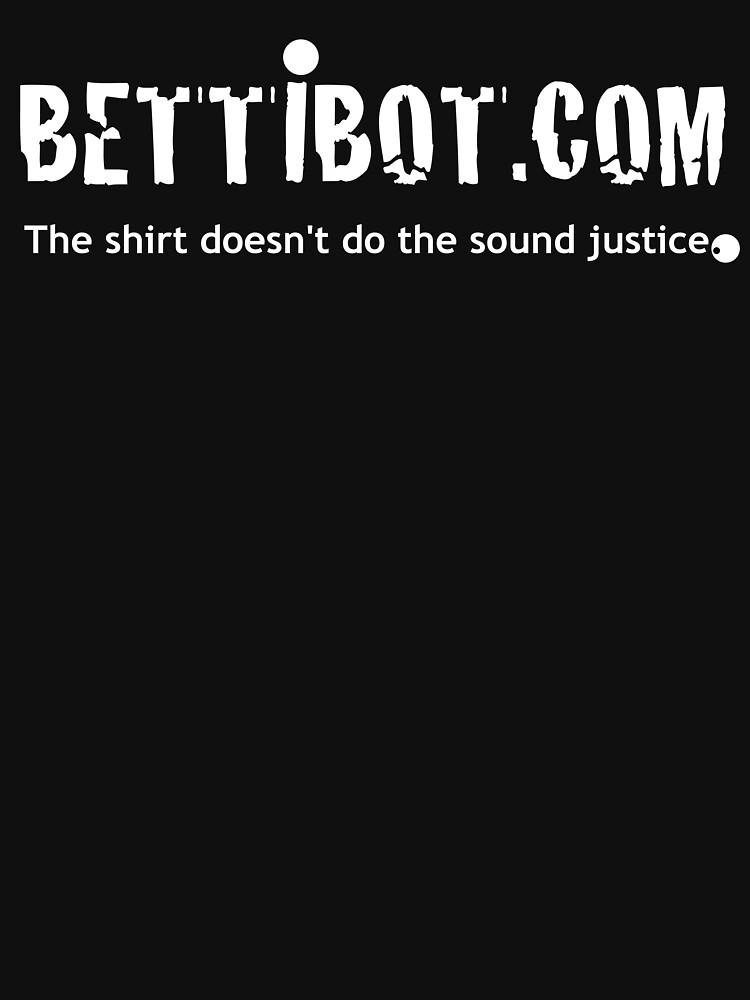BettiBot T-shirt by BettiBot