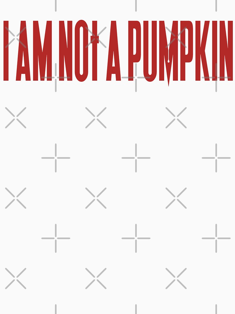 NDVH I am not a pumpkin by nikhorne