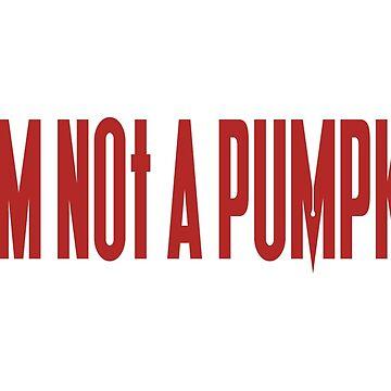 NDVH I am not a pumpkin by nikhorne