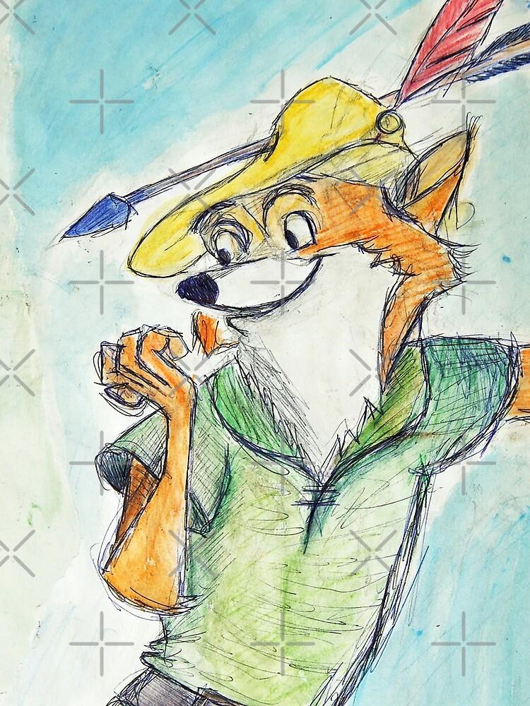 Comic Robin Hood von Renattaml