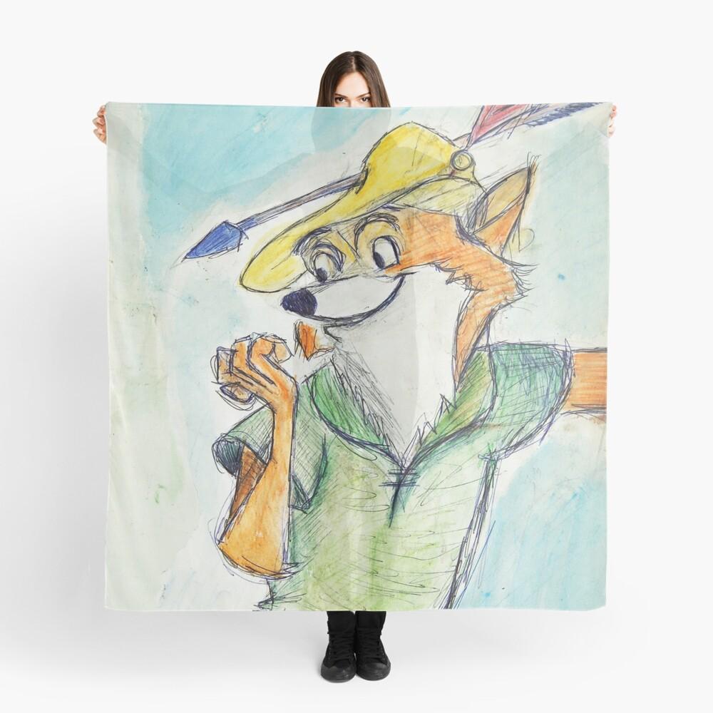 Comic Robin Hood Tuch