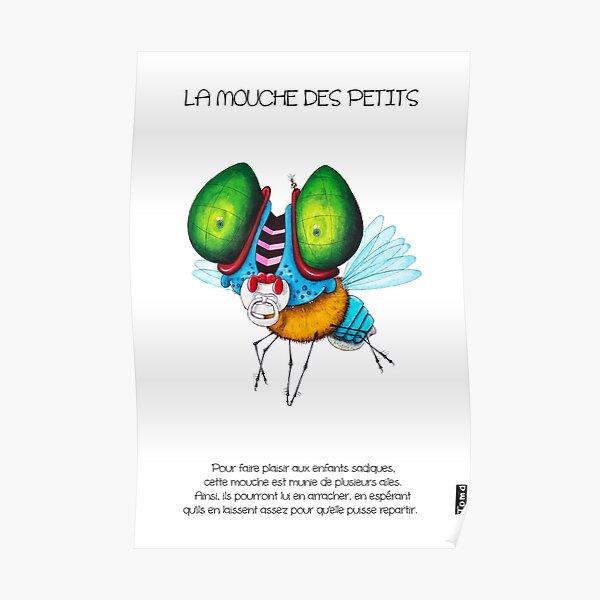 La Mouche des Petits Poster