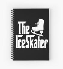 skater Spiral Notebook