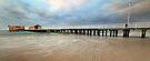 Queenscliff Pier Dawn, Victoria, Australia by Michael Boniwell