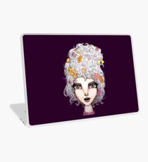 Gingerbread Witch Laptop Skin