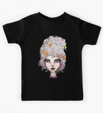 Gingerbread Witch Kids Tee