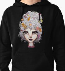 Gingerbread Witch Pullover Hoodie