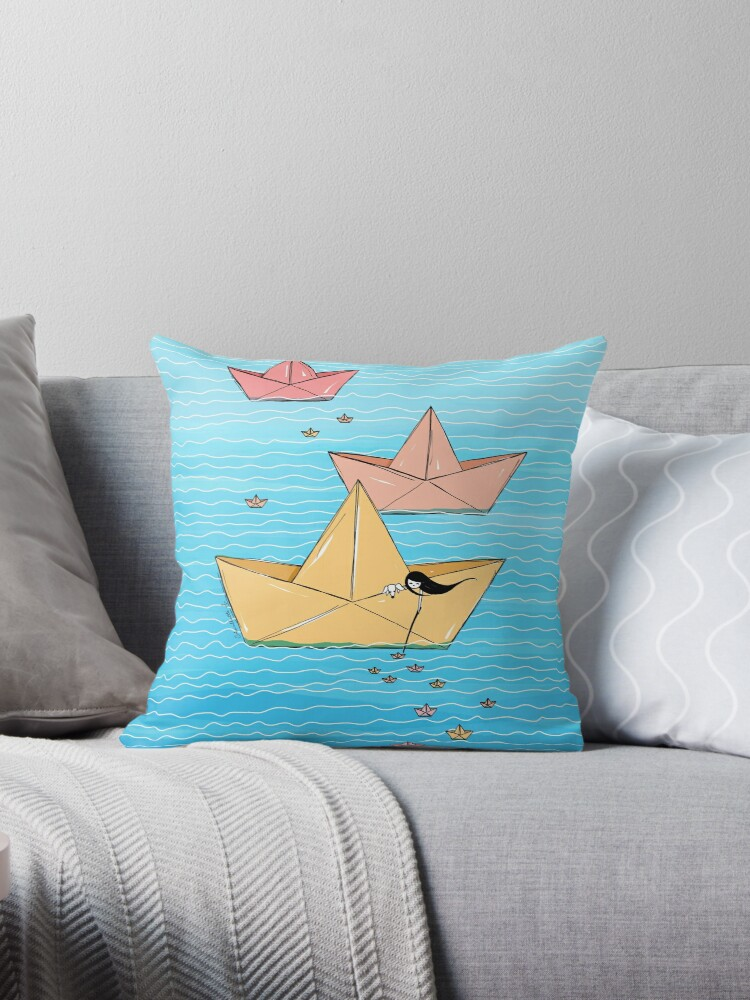 Little Boats by Dollgift