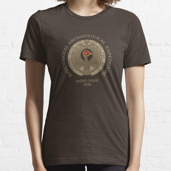 Expediciones arqueológicas de Ravenwood Camiseta esencial