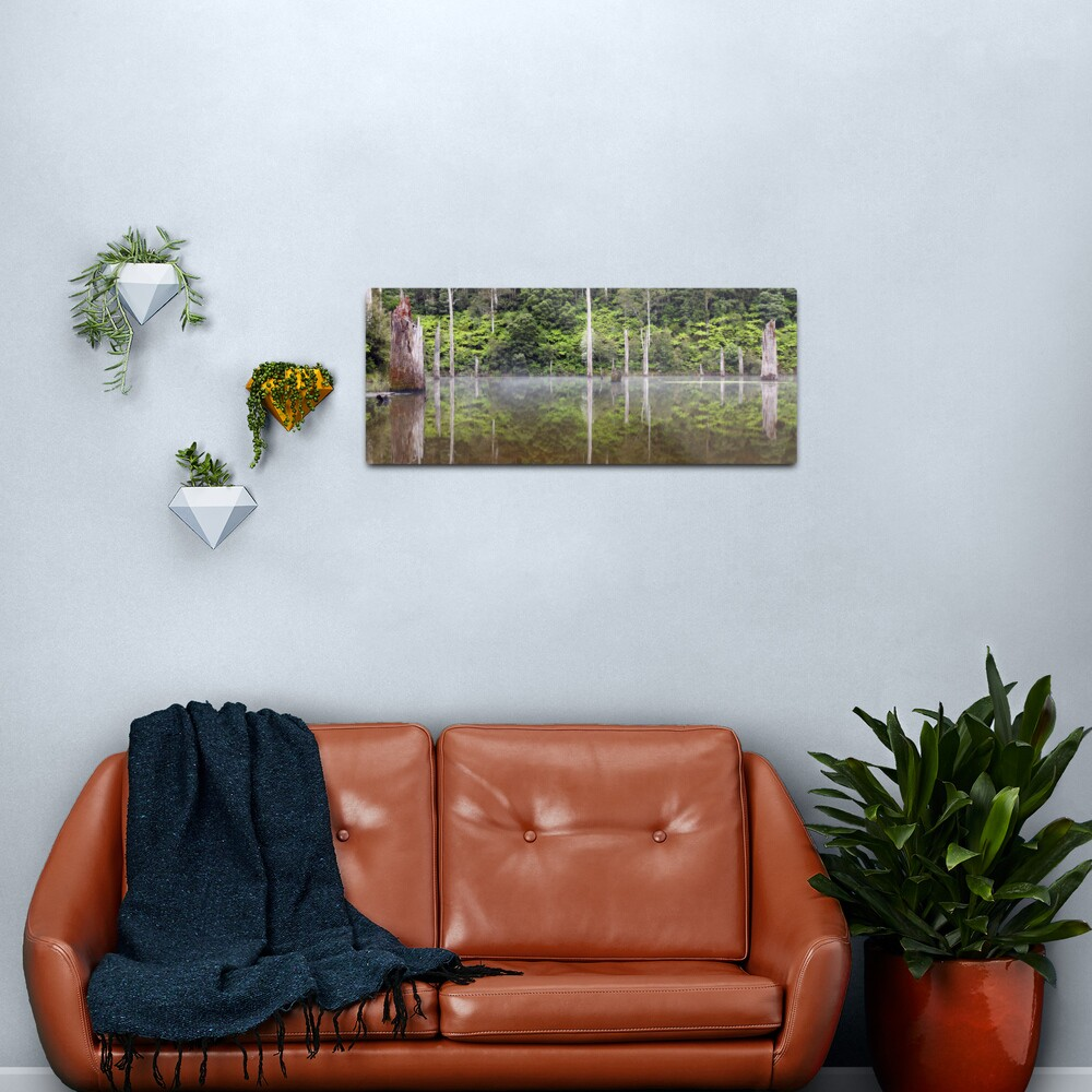 Lake Elisabeth, Otways National Park, Australia Metal Print