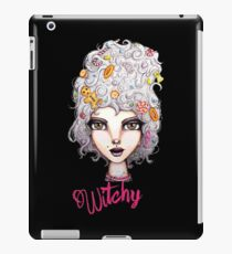 Feeling Witchy Today iPad Case/Skin