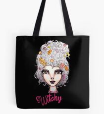 Feeling Witchy Today Tote Bag