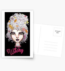 Feeling Witchy Today Postcards