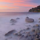 Coromandel Coast Sunset by Paul Mercer