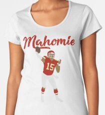 Patrick Mahomes (Mahomie) Women's Premium T-Shirt