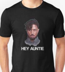 KILLMONGER | HEY AUNTIE Unisex T-Shirt