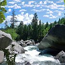 1473-XL-Boulder Creek by George W Banks