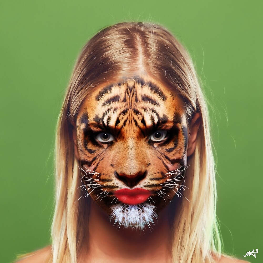 She-tiger by marius86