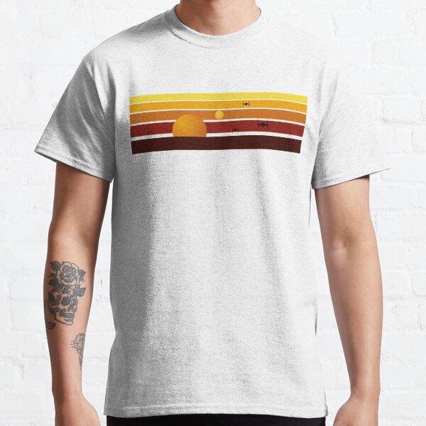 TATOOINE SUN Classic T-Shirt