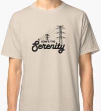 Wie ist die Gelassenheit? Classic T-Shirt