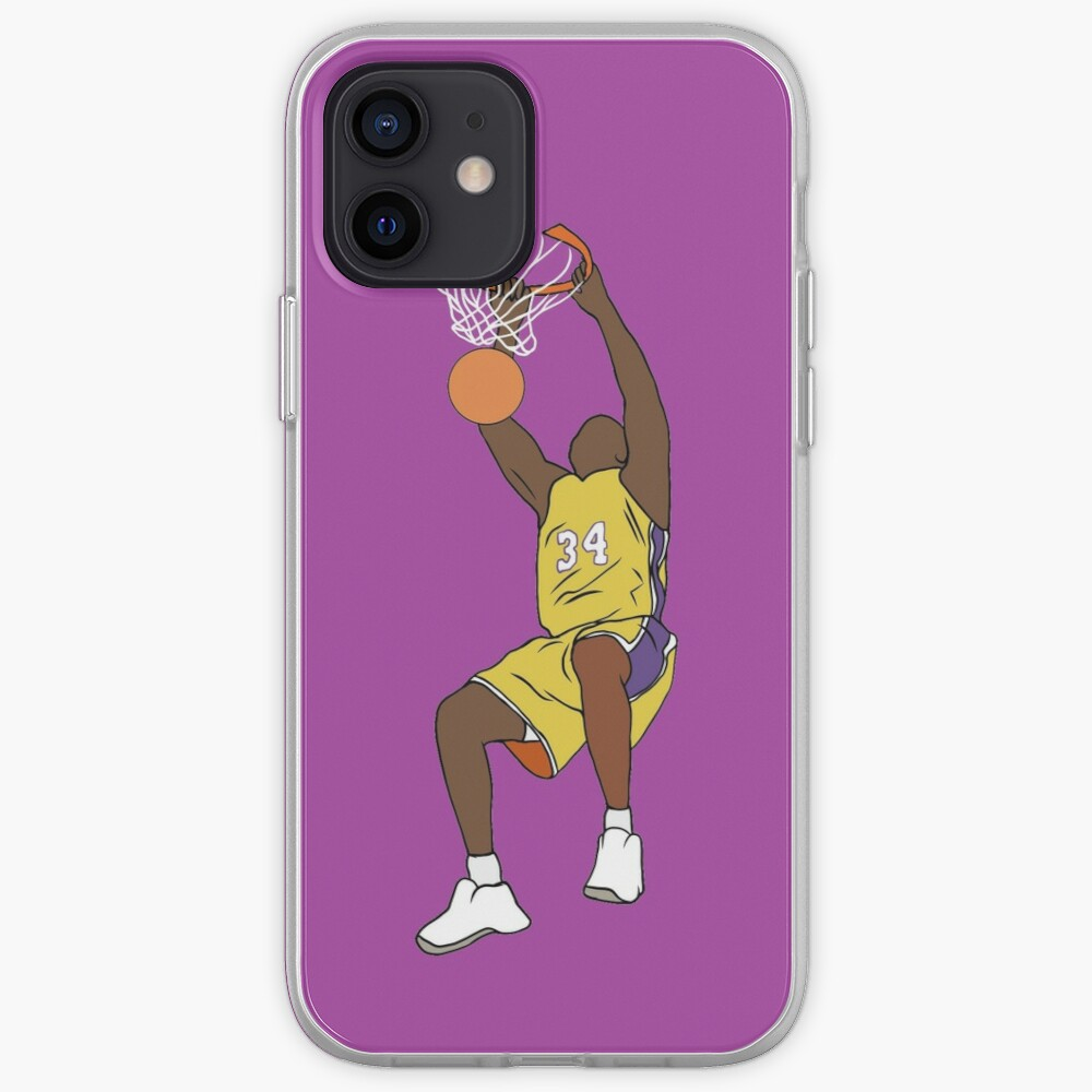 Shaquille O'Neal Dunk | Coque iPhone