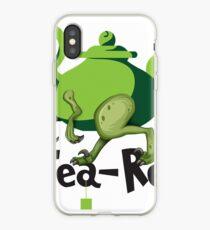 Tea-Rex iPhone Case