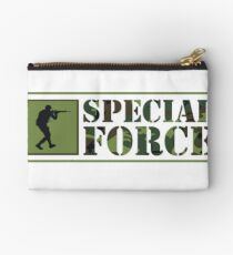 Special Forces Special Forces Elite Military Soldier Bundeswehr Camouflage Gift Studio Pouch