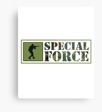 Special Forces Special Forces Elite Military Soldier Bundeswehr Camouflage Gift Metal Print