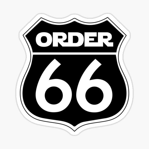 Order 66 Sticker