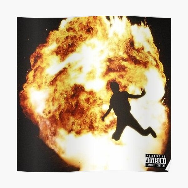 Not All Heroes Wear Capes Metro Boomin Poster