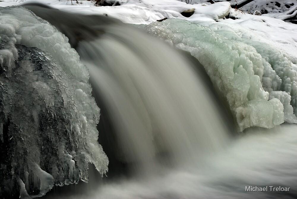 Ice Flow by Michael Treloar